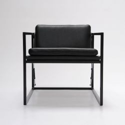 MLS 919 Club Chair | Black