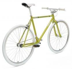 Chill Bikes   Base Green - White