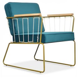 Chair Cabanette | Blue Saxo