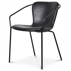 Armchair Adele | Black