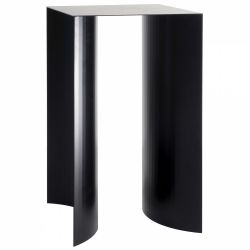 Table d'Appoint Arc | Noir