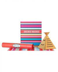 Buenos Nachos Set | Book + Nacho Grater + Baking Blanket