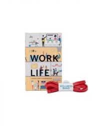 The Work Life Set | Book + Wellness Band