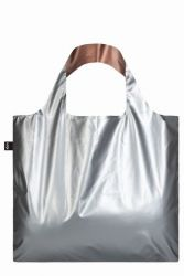 Bag/Shopper Duo Metallic | Silver & Rosé Gold