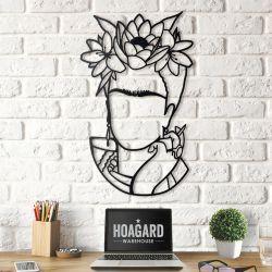 Wand-Deko-Frida