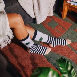 Eye Socks | Green