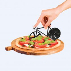 Coupe de Pizza The Fixie | Marbre Noir