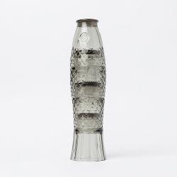 Stapelbare Brille Koifisch / 4er Satz | Grau