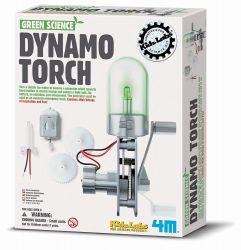DIY Torche Dynamo