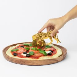 Coupe de Pizza Savana | Guepard