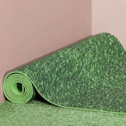 Nature Yoga Mat | Grass