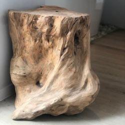 Baumstamm Frangipani-Holz
