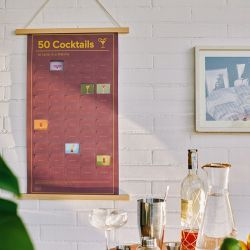 Poster | 50 Cocktails