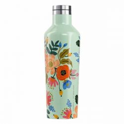 Trinkflasche Canteen Rifle Paper 475 ml | Gloss Mint Lively Floral
