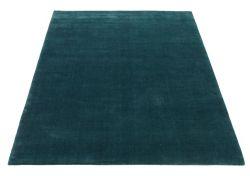 Teppich Earth | Meergrün