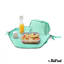 Sac à Lunch Réutilisable Eat'n'Out Mini Eco | Menthe