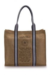 Eco Shopping Tote Logo