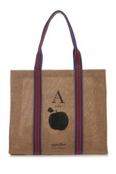 Eco Shopping Tote Apple