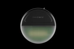 Lichtclip  Wiederaufladbar Eclipse | Scwharz