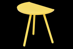 Eclipse Table | Yellow