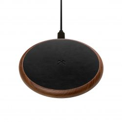 Wireless Charger EcoPad | Wood & Leather