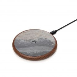 Wireless Charger EcoPad | Wood & Stone