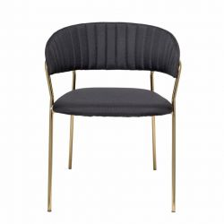 Dining Chair Form | Black