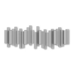 Wall Hooks   Grey