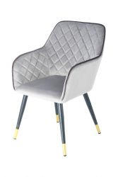 Chair Raj 733  | Dark Grey