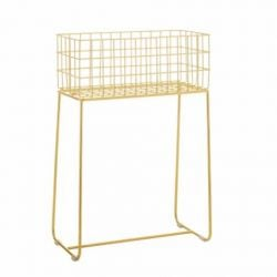 Storage Basket Deer | Gold