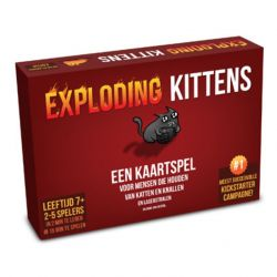 Card Game Exploding Kittens