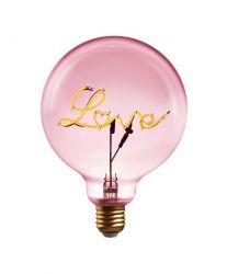 Glühbirnenbrief | Liebe