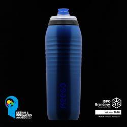 Bouteille Réutilisable et Pressable | Bleu