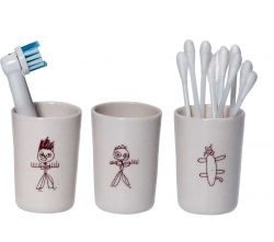 Electric Tootbrush Vases Bertram Family Part II