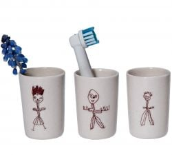 Electric Tootbrush Vases Bertram Family Part I