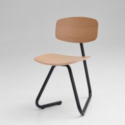 Chair Elephant | Oak & Black