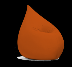 Elly Beanbag | Orange