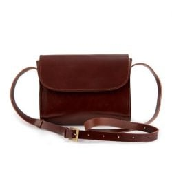 Cross Body Bag ELVI | Brown