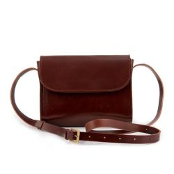 Tasche Cross Body ELVI | Braun