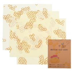 Food Packaging Beeswax | Set of 3
