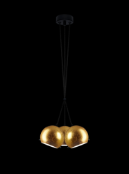 Pendant Lamp Myoo 3 | Gold