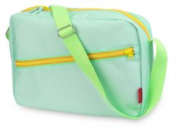 Shoulder Bag | Zipper Mint