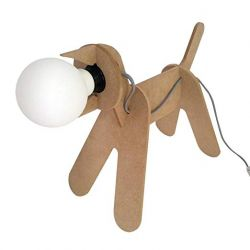 Get Out Lamp Hond | Naturel