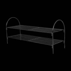 Shoe Rack | Black
