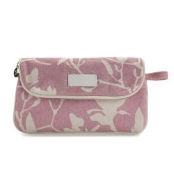 Envelop Make-up Tas Magnolia Glinster Roze