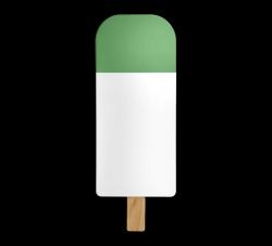 Spiegel Ice Cream | Exotisches Grün