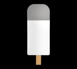 Spiegel Ice Cream | Grau