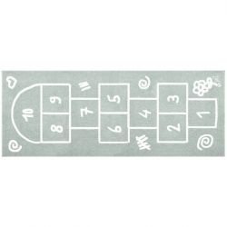 Child-Friendly Rug Eric Touch | 170 x 67 cm | Mint