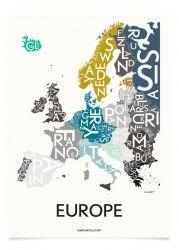 Europa Poster | Sonderausgabe