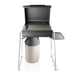 Füße & Beistelltisch für Gas Grill